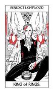 Tarot Rings King