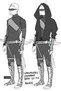 CJ Shadowhunter gear, set 12