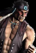 Versus Nightwolf (MK9)