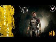 Cassie Cage - Fatality I Brutality I Friendship - Mortal Kombat 11