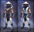 Mortal Kombat X MKX Concept Art MN Raiden 05
