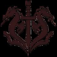 Img mortal Kombat facçao dragao negro simbolo