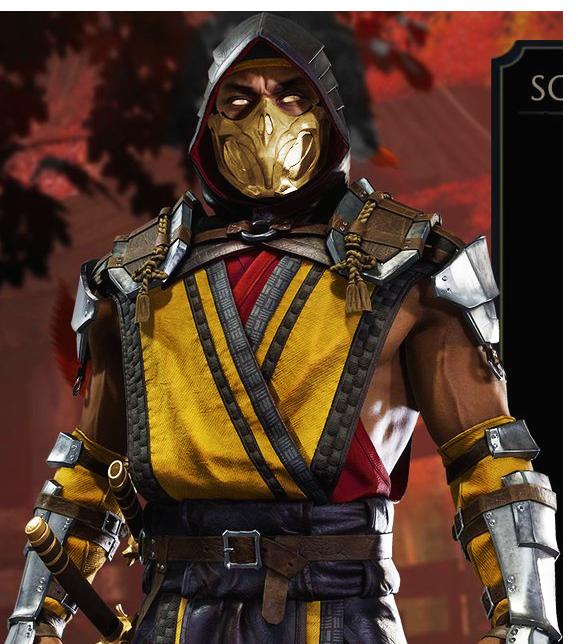 Scorpion (MK11)