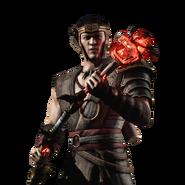 Mortal kombat x ios kung jin render by wyruzzah-d8p0ruz