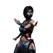 Mortal kombat x ios kitana render 2 by wyruzzah-d8p0tnr