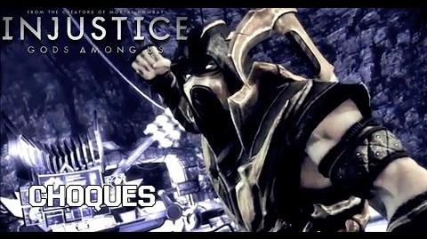 Injustice Gods Among Us - Choques Español ● Scorpion