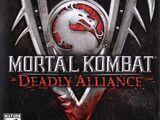 Mortal Kombat: Deadly Alliance