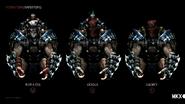 MKX FerraTorr Variations