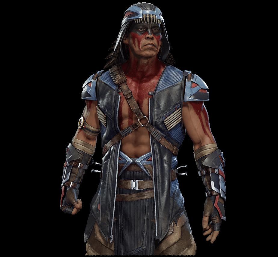 Nightwolf (MK11)
