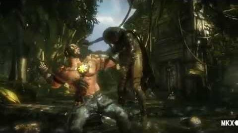 Mortal Kombat X Kano Official Trailer