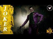 Joker - Fatality I Brutality I Friendship - Mortal Kombat 11