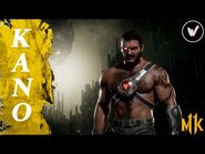 KANO - Fatality I Brutality I Friendship - Mortal Kombat 11