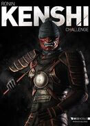 Mortal-kombat-x-mobile-ronin-kenshi-challenge-poster
