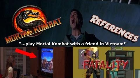 """Mortal Kombat"" References in Film and Television"