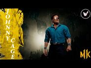 Johnny Cage - Fatality I Brutality I Friendship - Mortal Kombat 11