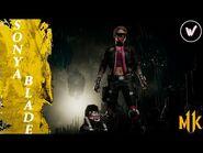 Sonya Blade - Fatality I Brutality I Friendship - Mortal Kombat 11