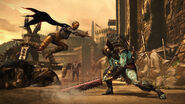 Mortal Kombat X Screenshot Dvorah Kotal