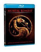 Mortal Kombat on Blu-Ray Cover