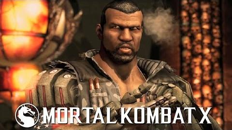 Mortal Kombat X - The Briggs Family Trailer TRUE-HD QUALITY