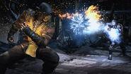 Mortal Kombat X Screenshot SubZero Scorpion