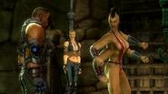Jax vs Sheeva