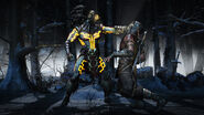 Mortal Kombat X Screenshot Kotal Scorpion