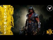 Nightwolf - Fatality I Brutality I Friendship - Mortal Kombat 11