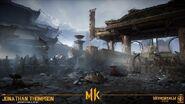 Mortal Kombat 11 Shang Tsung's Island Ruins
