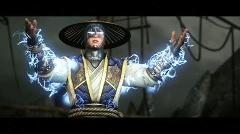 Mortal Kombat X Raiden Official Trailer-1