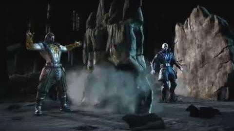 Mortal Kombat X Tremor Official Trailer-0