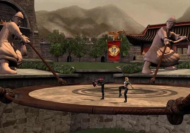 Wu Shi Academy
