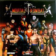 Mortal kombat 4 android