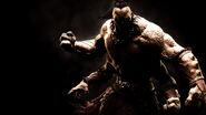 Mortal Kombat X Goro Artwork