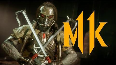 Mortal Kombat 11 – Official Kabal Reveal Trailer-0