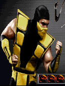 Ultimate Mortal Kombat 3 013-1