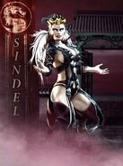 Crowned Queen Sindel