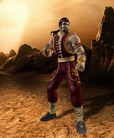 Shang Tsung (MKA)