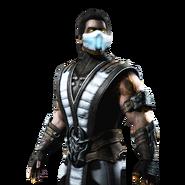 Mortal kombat x ios sub-zero render 7