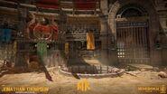 Mortal Kombat 11 Kotal's Koliseum