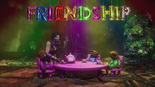 MK11 Mileena Friendship