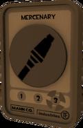 Mercenary nivel 3