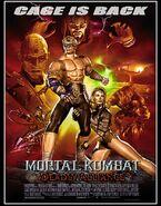 Cage MKDA movie poster