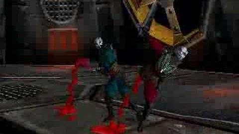 Mortal Kombat 4 - Quan Chi's fatality