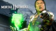 Mortal Kombat 11 – Official Shang Tsung Gameplay Trailer Kombat Pack 1 Reveal