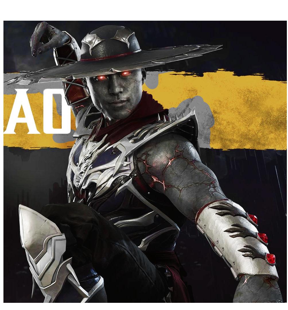 Kung Lao (MK11)