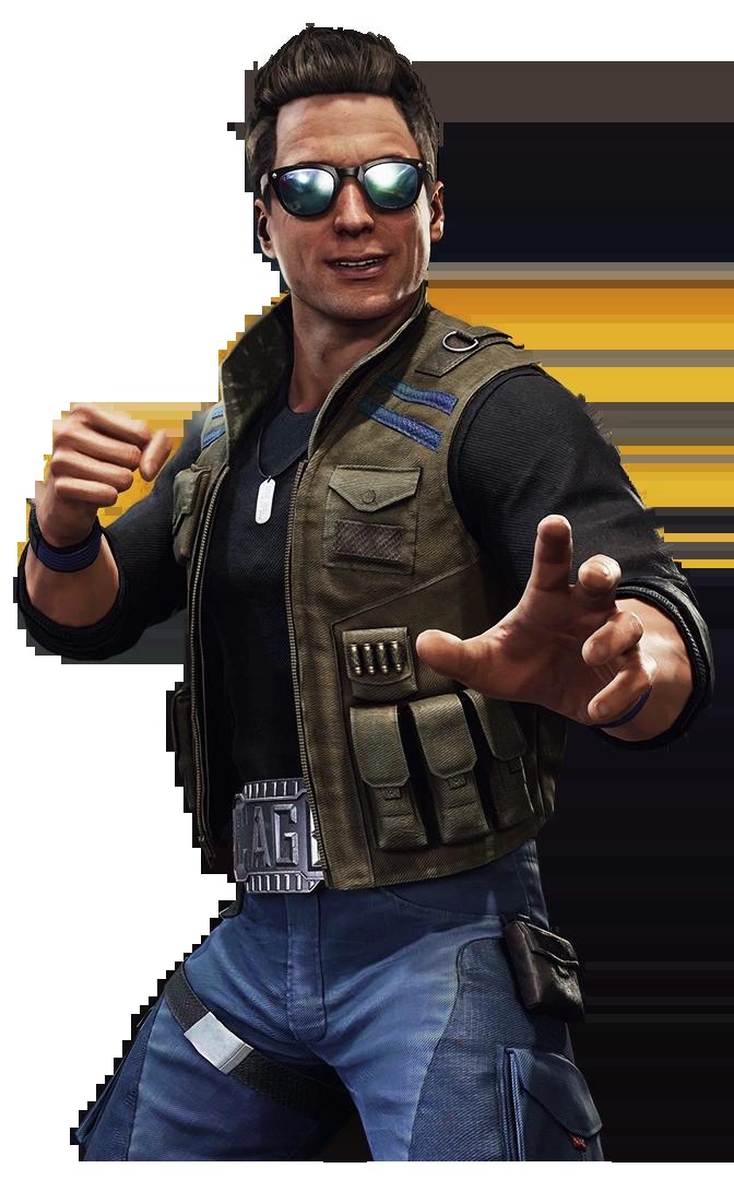 Johnny Cage (MK11)