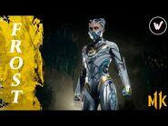 Frost - Fatality I Brutality I Friendship - Mortal Kombat 11