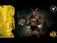 Shao Kahn - Fatality I Brutality I Friendship - Mortal Kombat 11