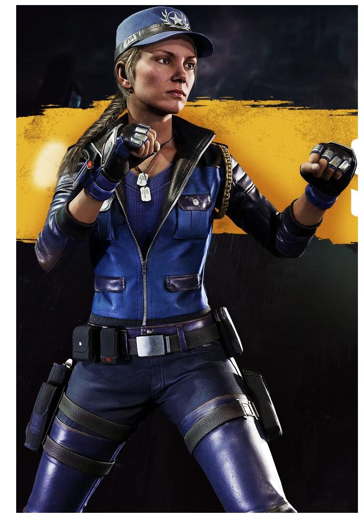 Sonya Blade (MK11)