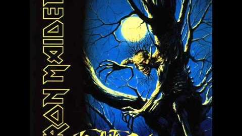 Iron Maiden - Fear Of The Dark (lyrics)